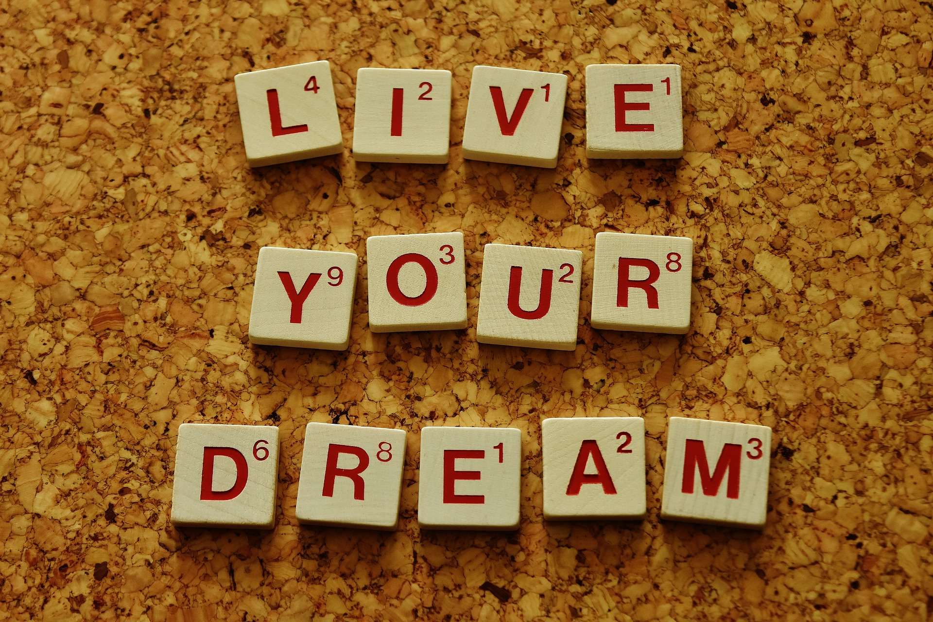 If your dreams don't scare you…