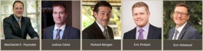 Reynolds Defense Firm Lawyers Award Season