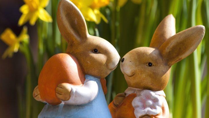 Hello, Easter Weekend!