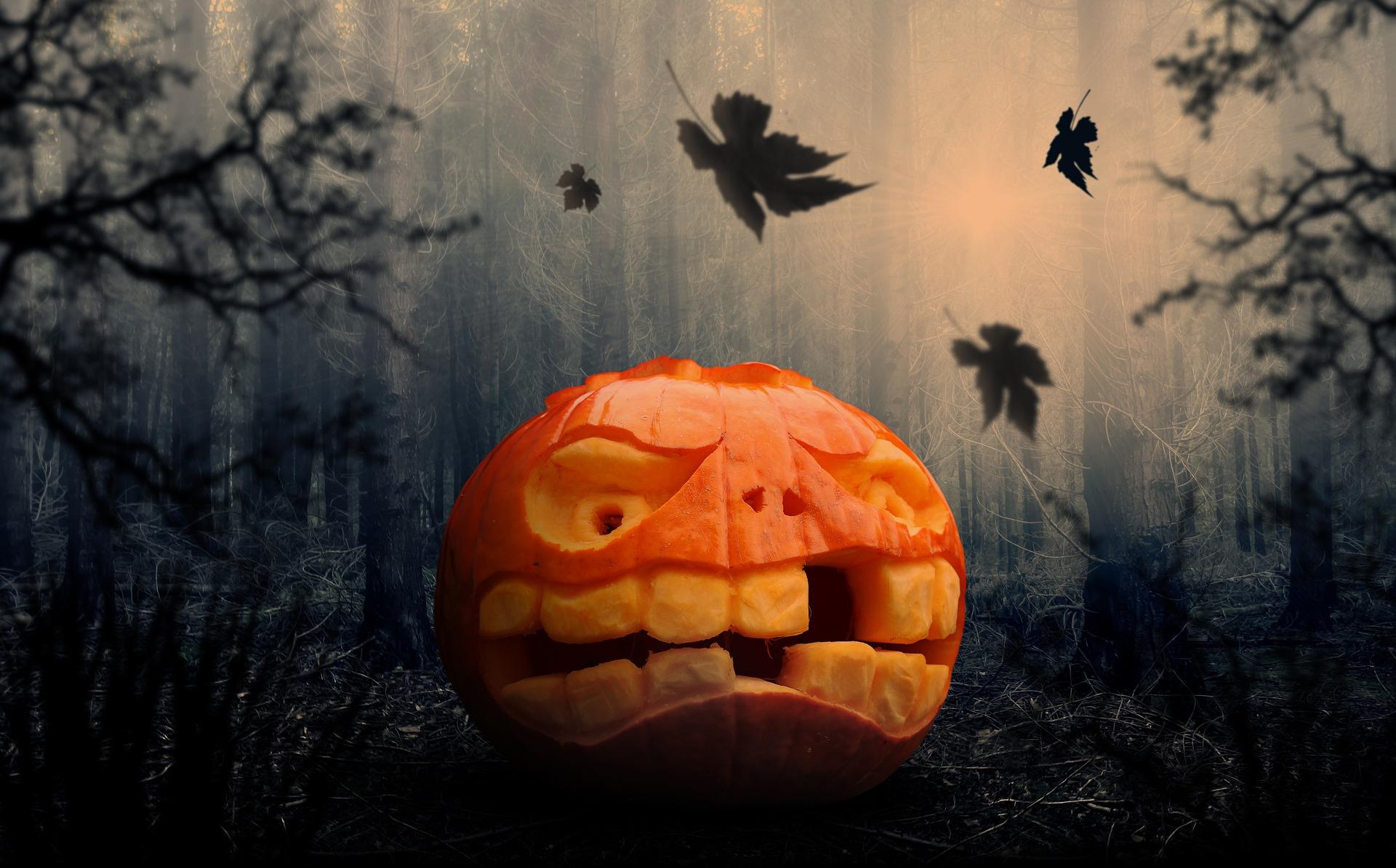 Hello, Halloween weekend!
