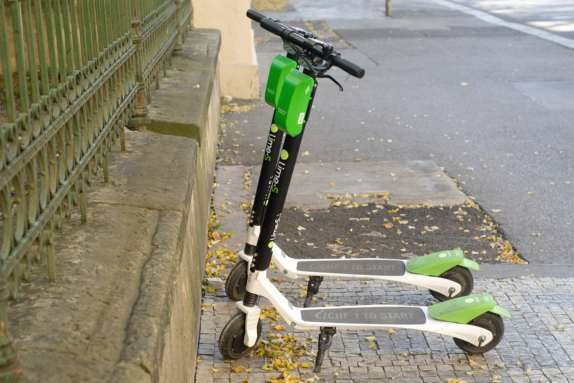 The Jury is out on the E-Scooter Trial