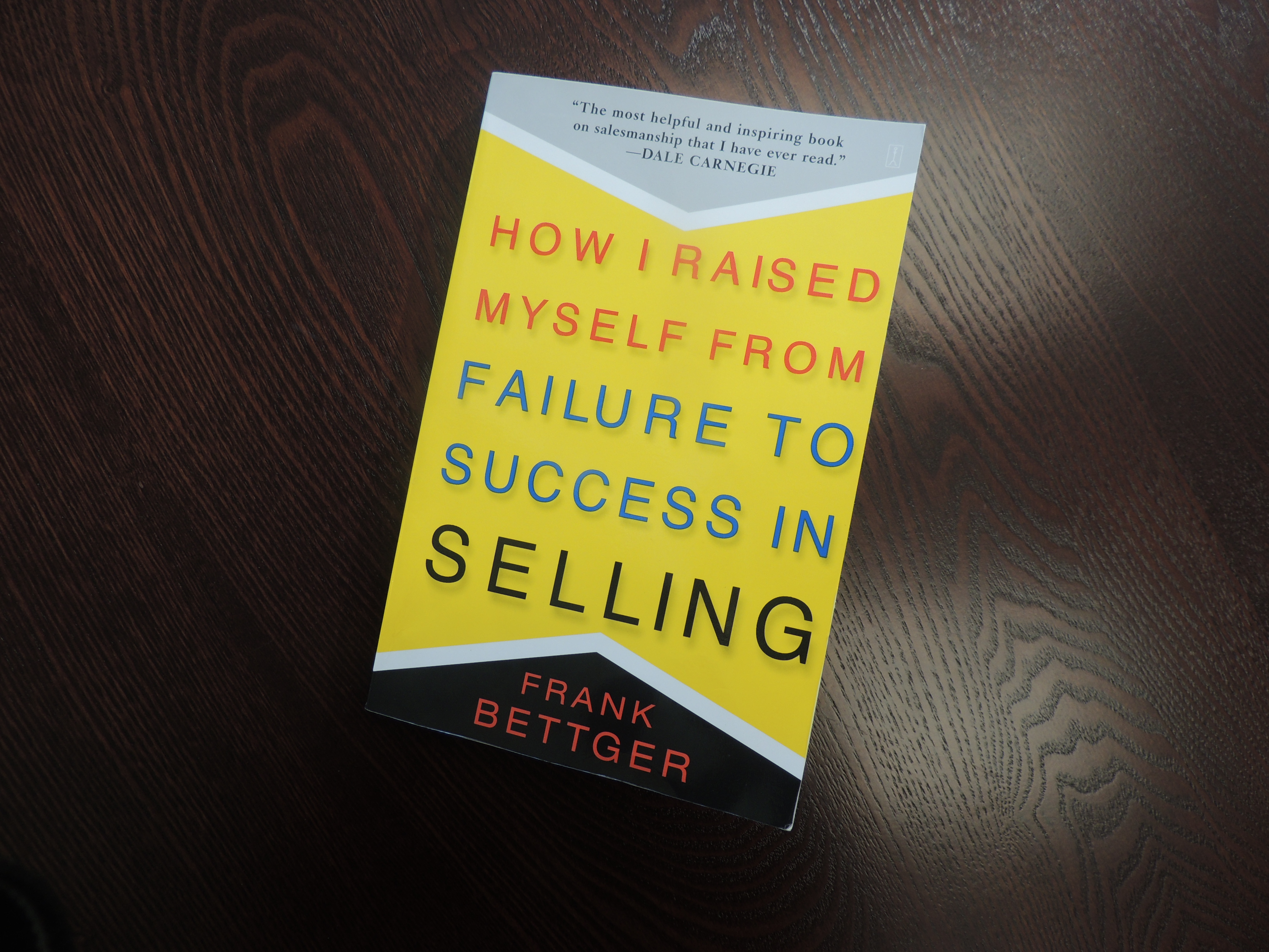RDF Book Club – How I Raised Myself from Failure to Success….