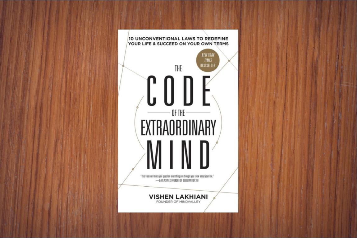 RDF Book Club – Code of the Extraordinary Mind