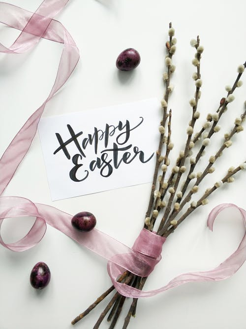 Hello Easter Weekend! April 10th – 12th
